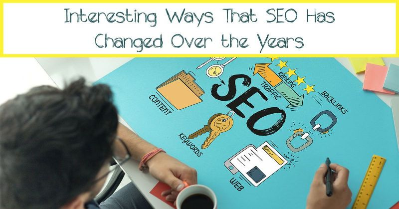 Interesting Ways That SEO Has Changed Over the Years