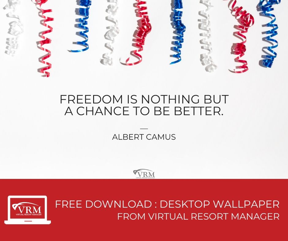 free fourth of july desktop quote