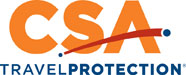 CSA Travel Insurance Logo