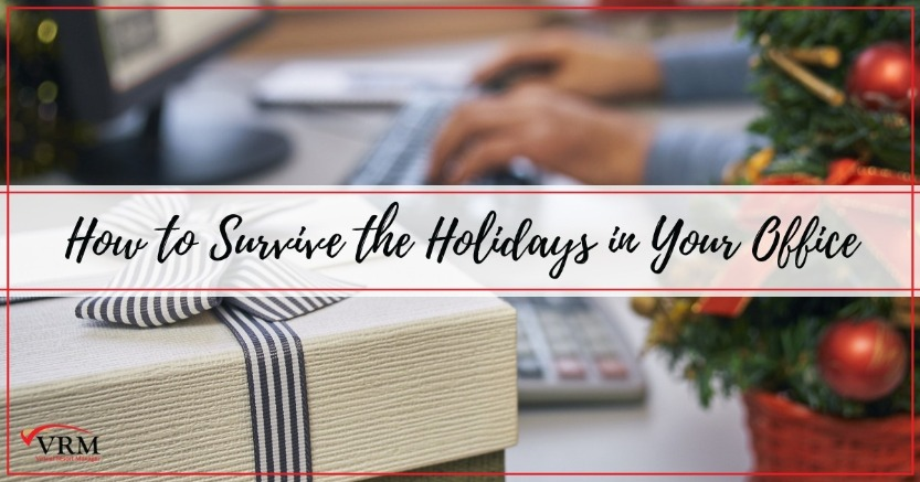 How to Survive the Holidays in Your Office | Virtual Resort Manager