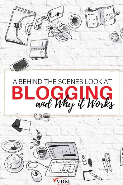 A Behind the Scenes Look at Blogging and Why it Works | Virtual Resort Manager
