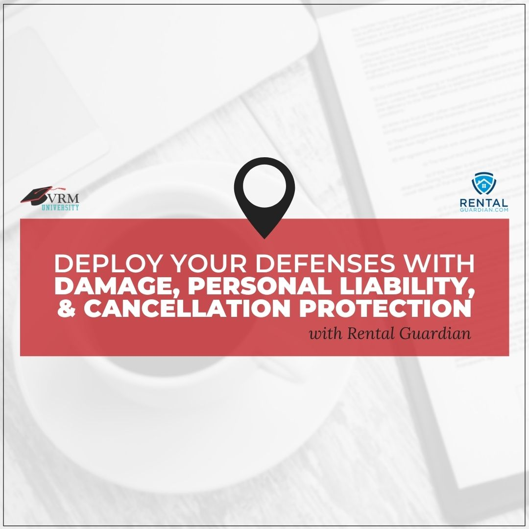 Deploy Your Defenses with Damage, Personal Liability, and Cancellation Protection