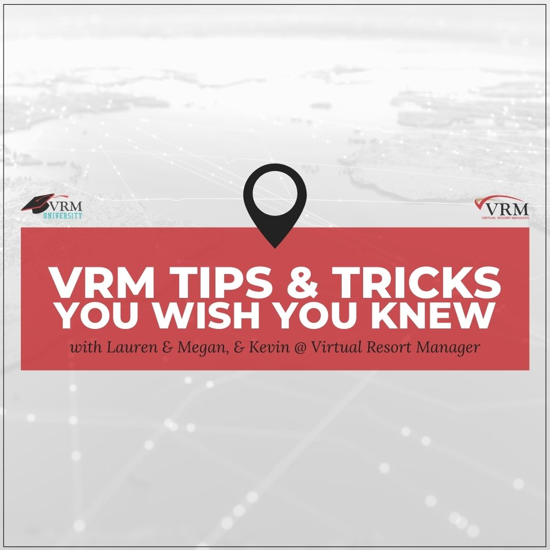 VRM Tips and Tricks You Wish You Knew with Lauren, Megan, and Kevin