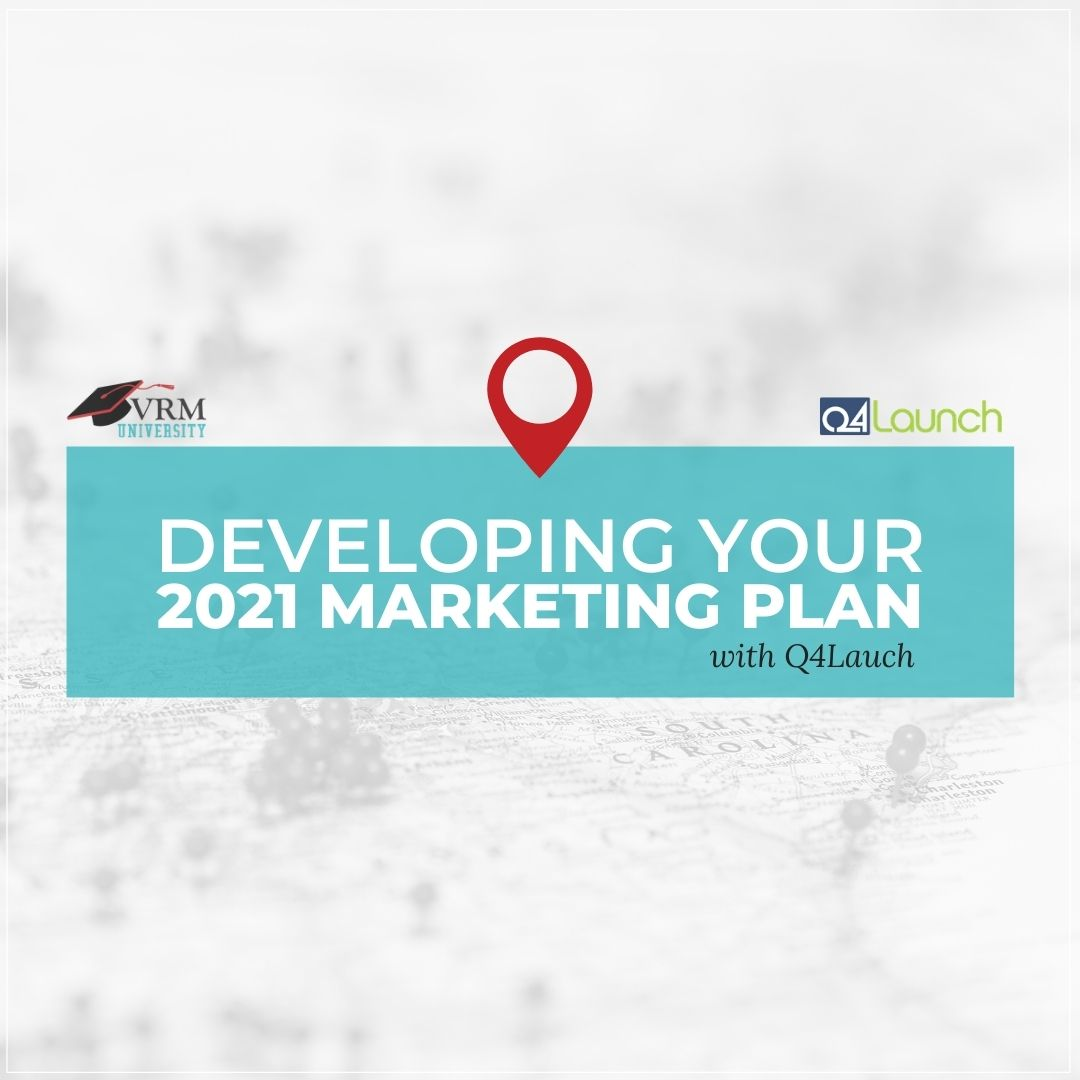 Developing Your 2021 Marketing Plan with Q4Launch